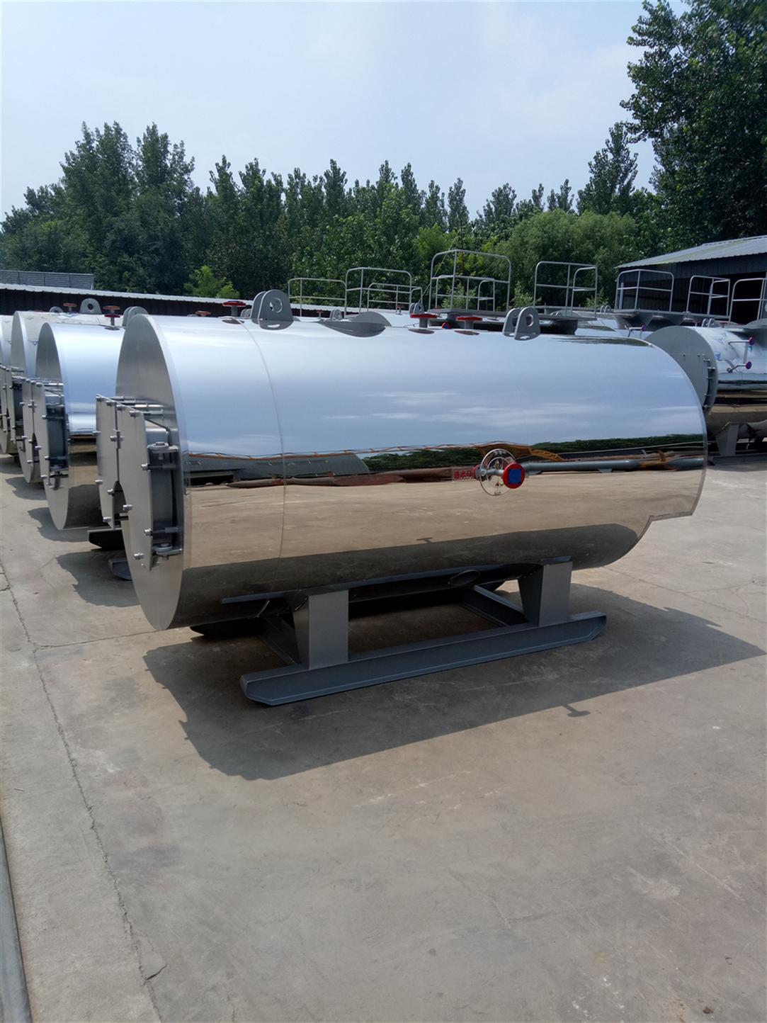 8吨燃气蒸汽锅炉报价