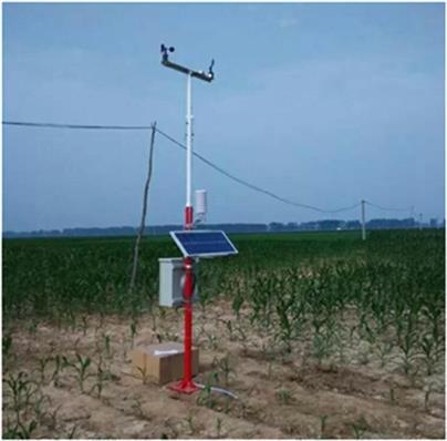 农业温湿度光照气象监测站