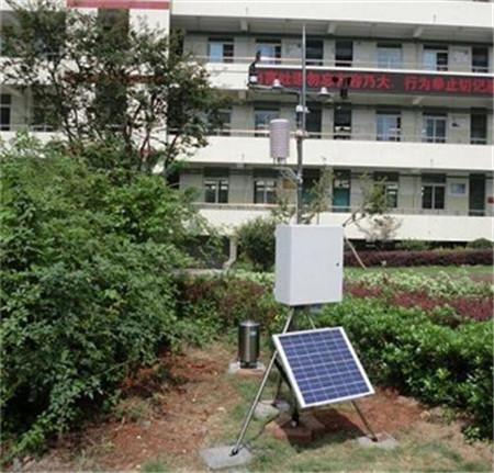 茶园光照降水量气象监测站