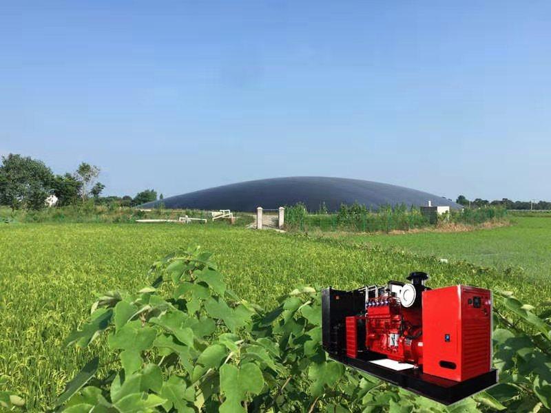 宿州沼气工程