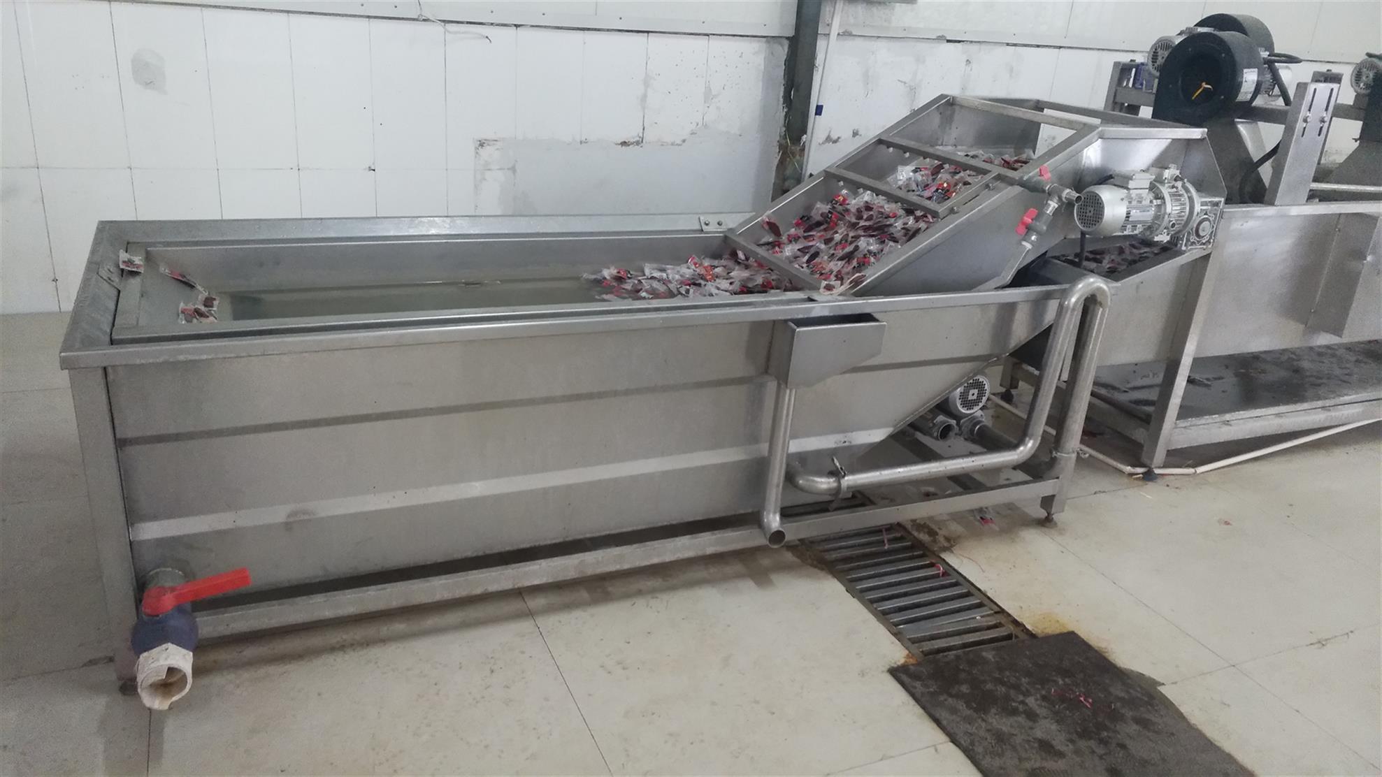 广州果蔬气泡清洗机