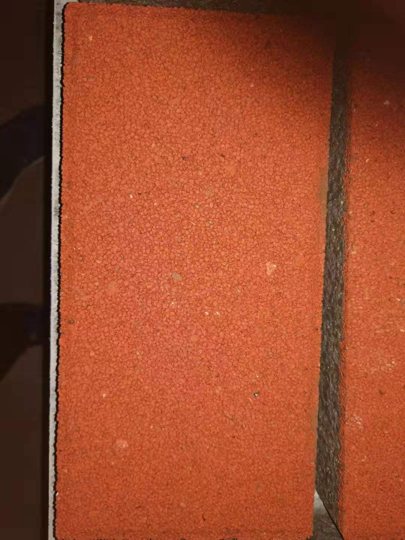 乾务彩色砖生产