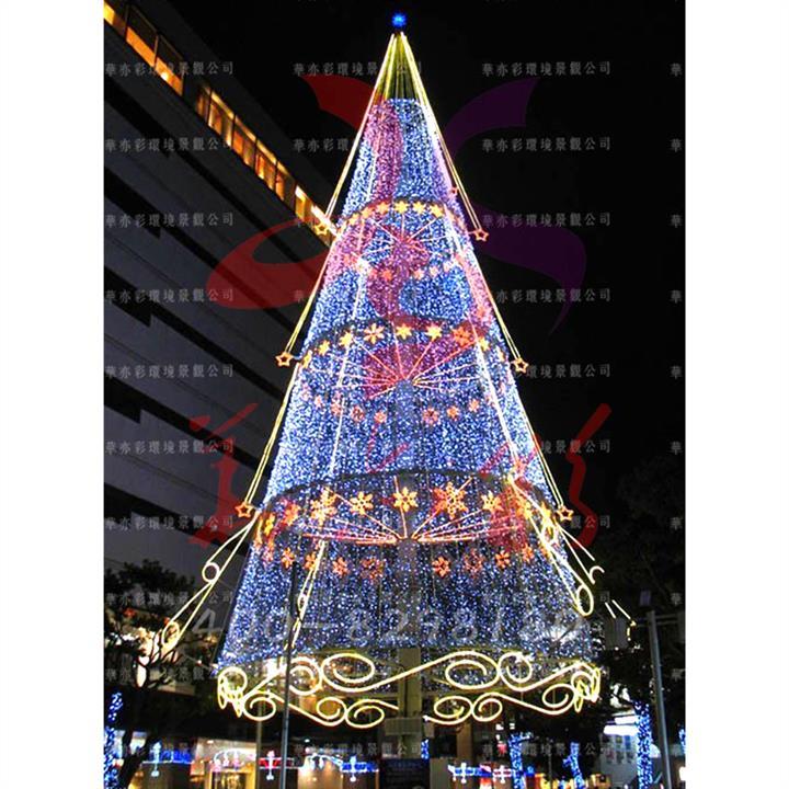 圣诞树 大型