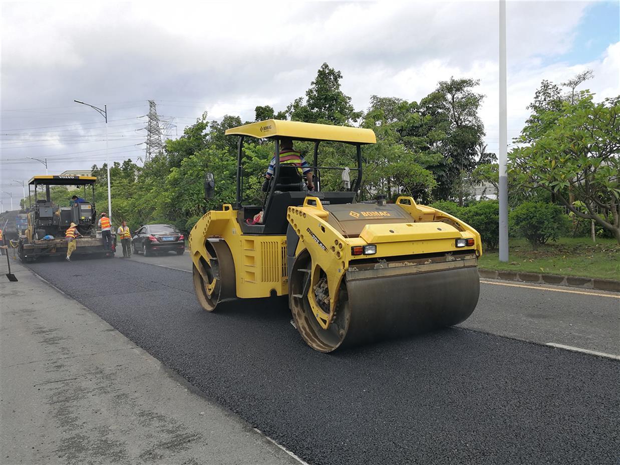 广州沥青路面修复