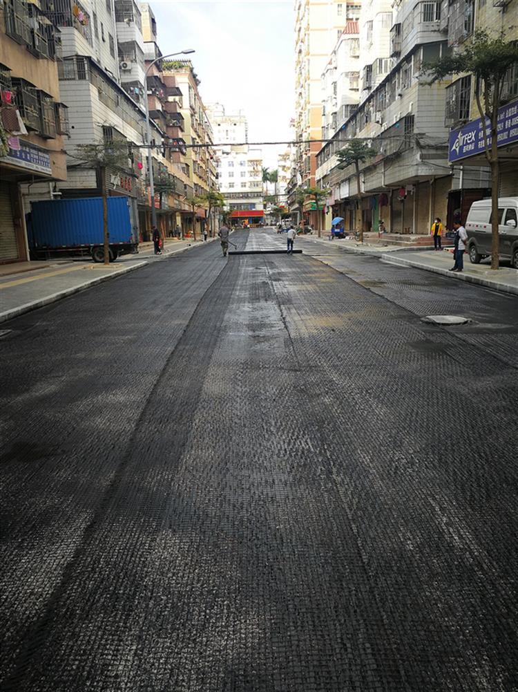 学校道路操场球场沥青路面