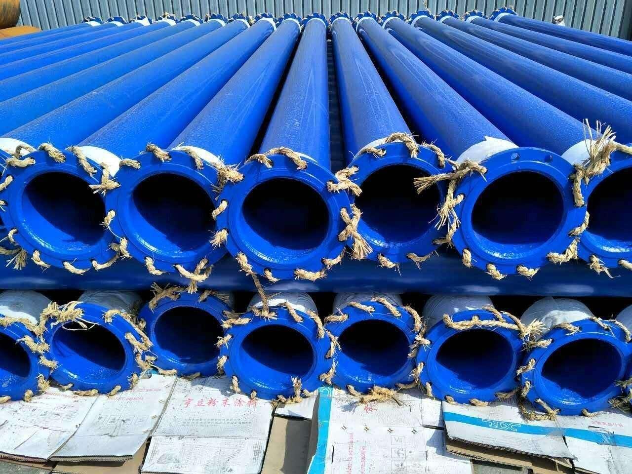 周口内外涂塑复合钢管制造厂