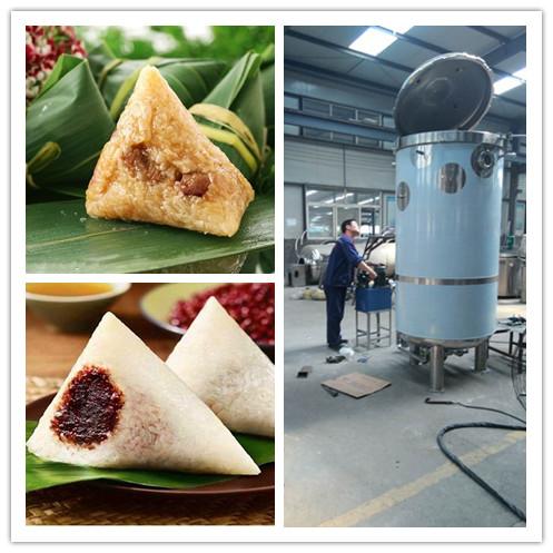 电加热粽子锅生产厂家