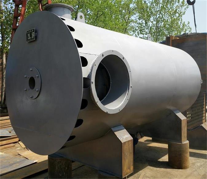120万大卡生物质颗粒热风炉供应商