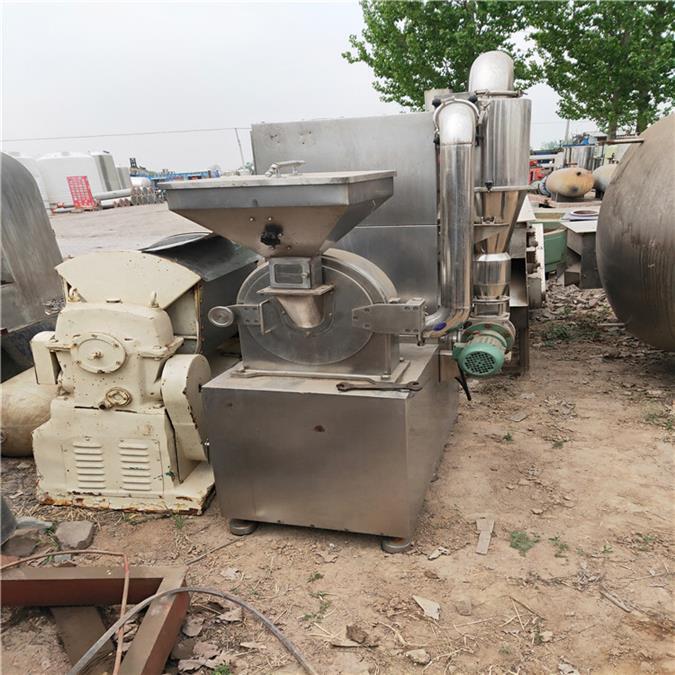 杭州二手30型超微粉碎机供应商