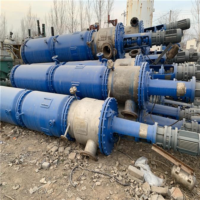 苏州回收二手不锈钢蒸发器