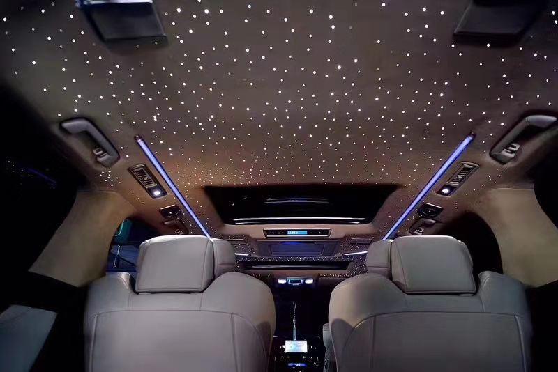 南汇汽车顶棚改装星空顶