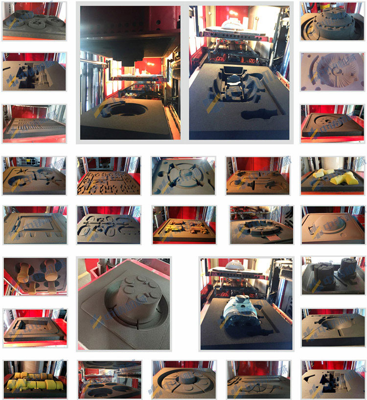 鞍山粘土砂造型机全自动造型机厂家