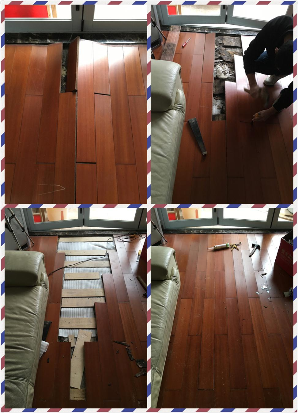 前海复合木地板维修报价