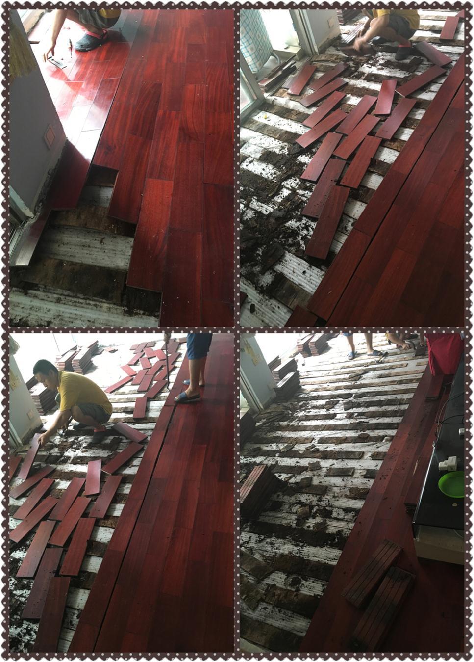 实木木地板维修哪家好