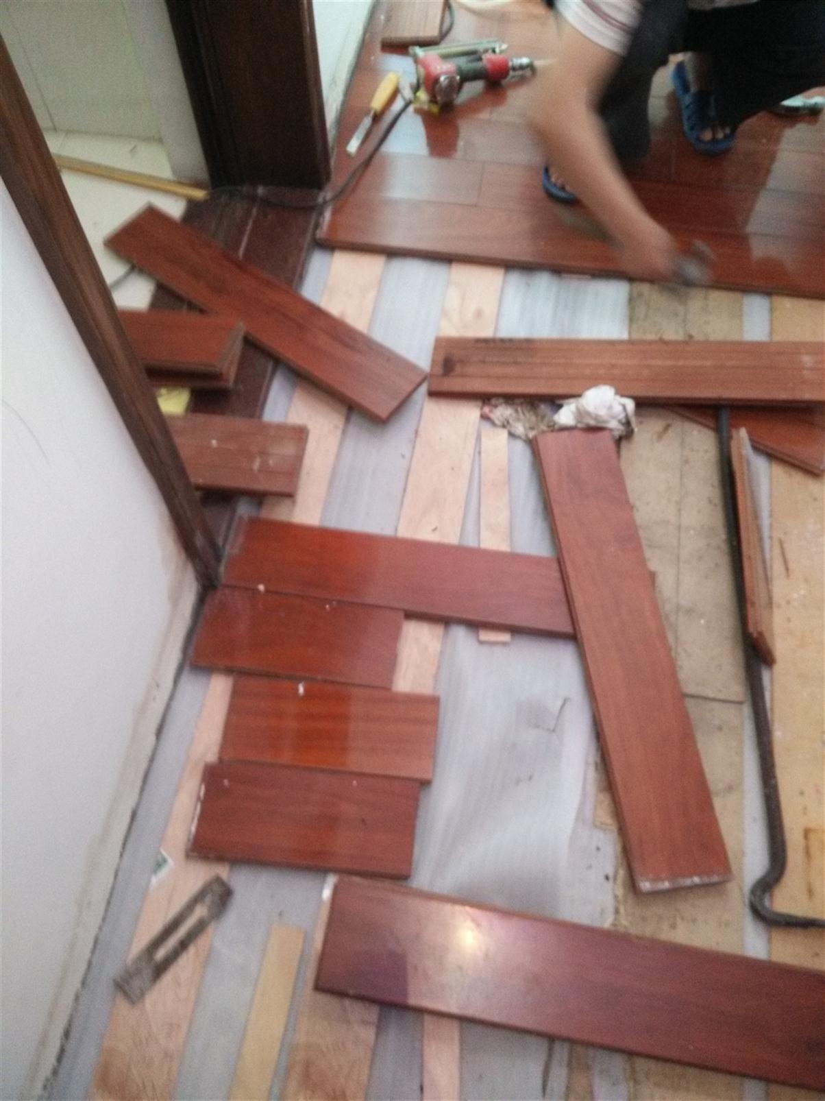 科技园复合木地板维修收费