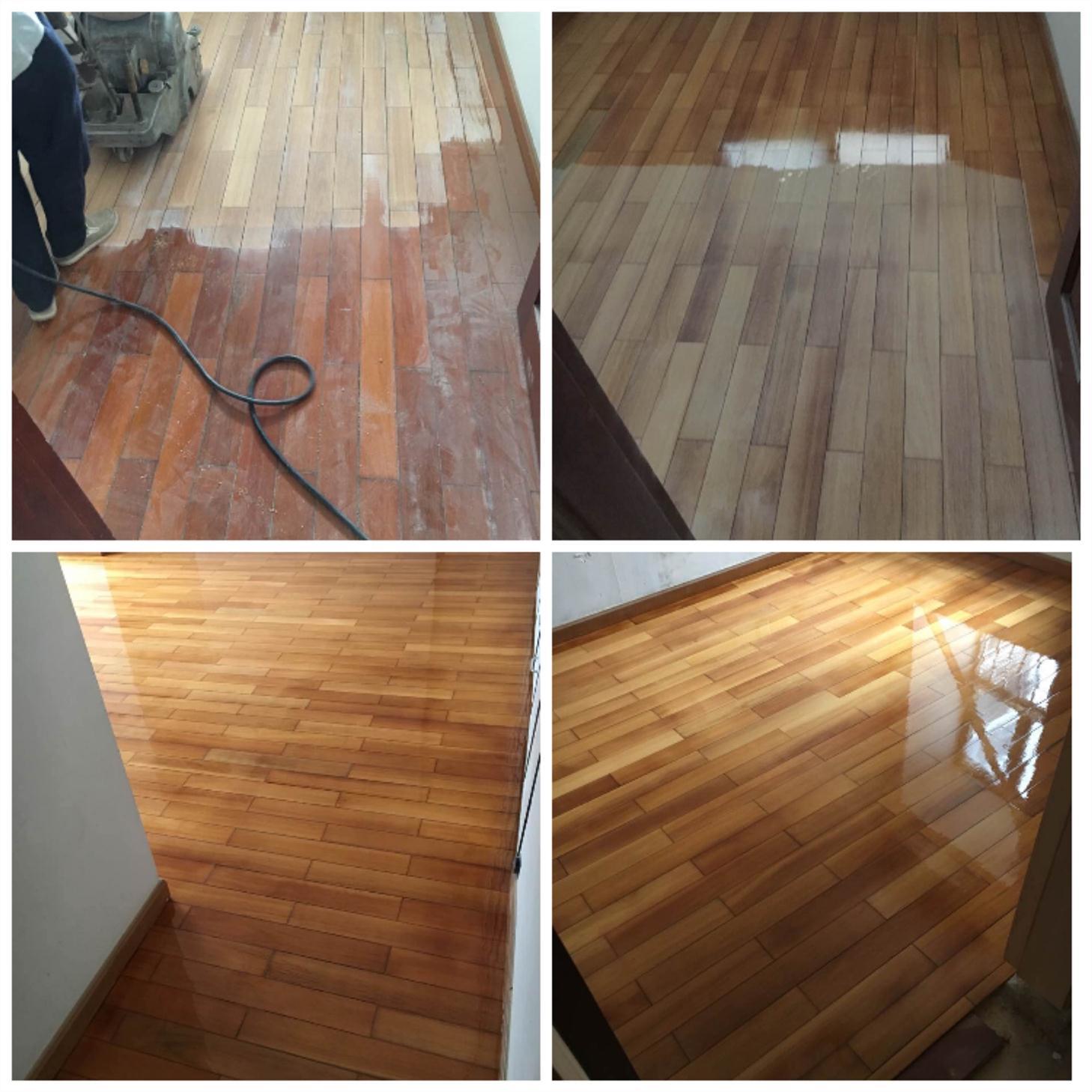 布吉实木木地板翻新公司