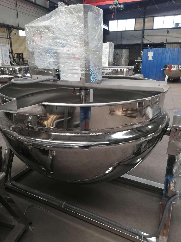 蒸汽夹层锅厂