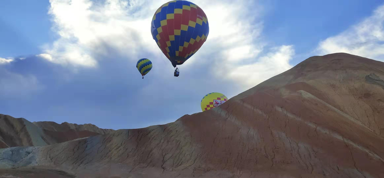喀什载人热气球租赁庆典