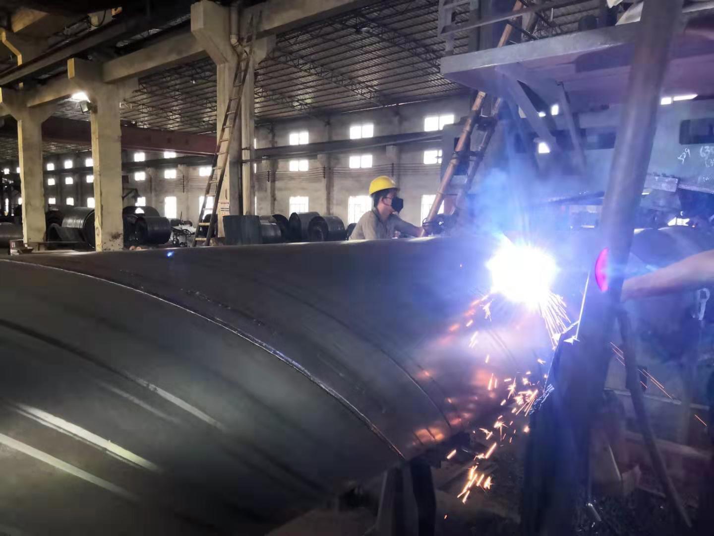 贺州螺旋钢管生产厂家