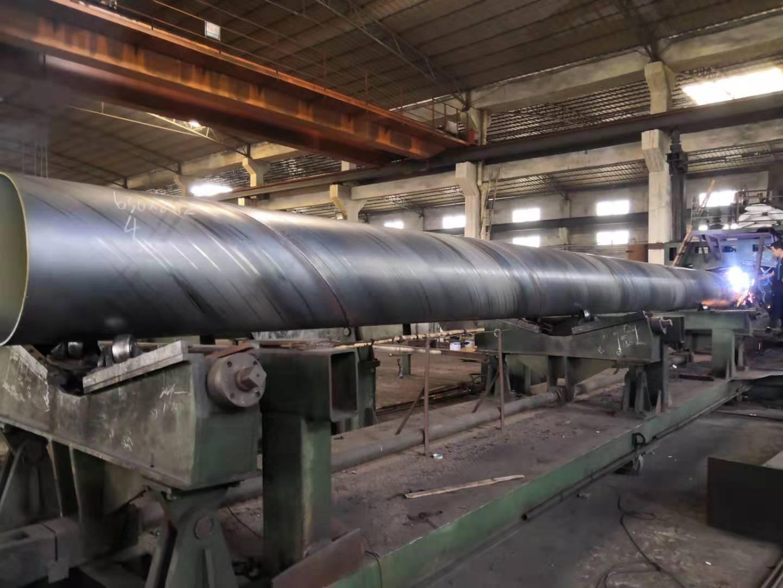 吉安螺旋钢管生产厂家