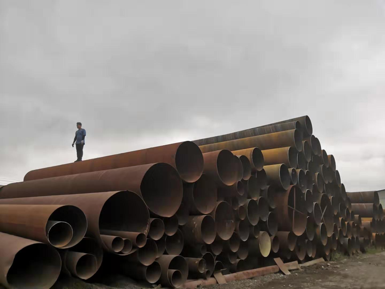 北海螺旋钢管供应商