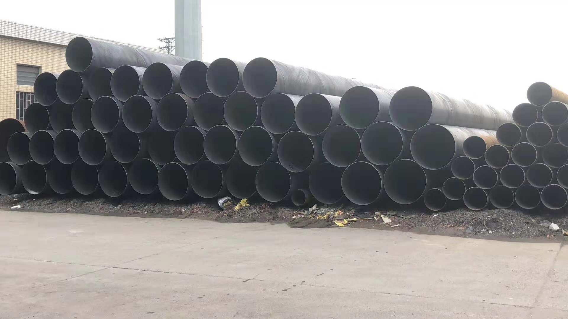 防城港螺旋钢管厂家直销