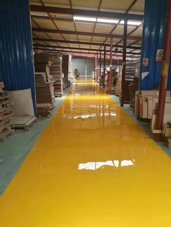 常州聚氨酯砂浆地坪厂家