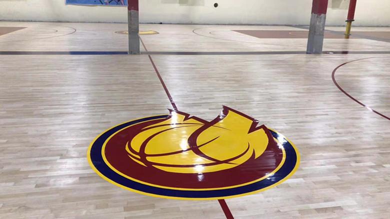 惠州市体育运动木地板翻新