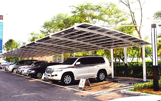 苏州环保铝合金车棚规格