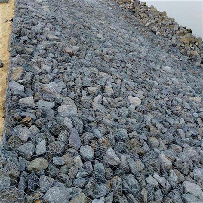 格宾网石笼施工规范 格宾石笼 格宾合金网锌铝格宾网