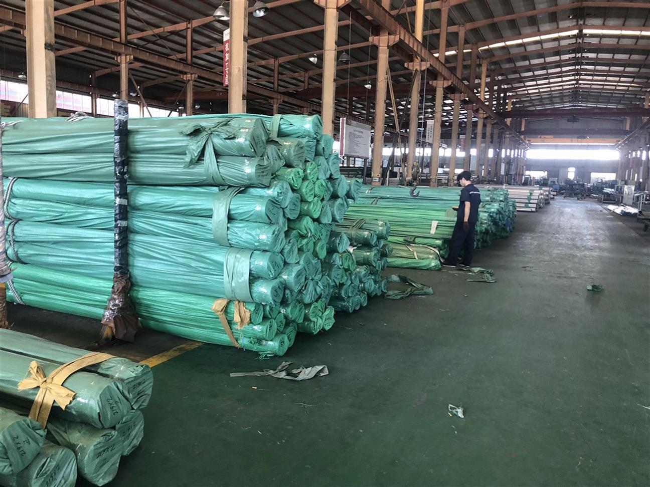 022Cr17Ni12Mo2不锈钢工业焊管批发价格