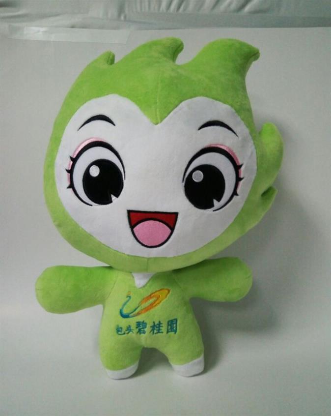 北京毛绒玩具定制规格