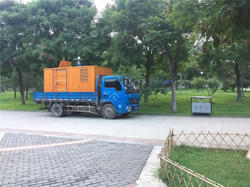 哈尔滨出租柴油发电机