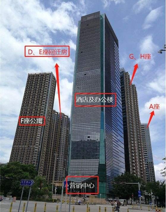 阳光粤海大厦物业火热招商中