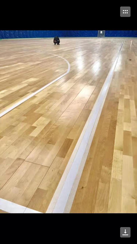 阿坝体育馆木地板报价 体育运动木地板 技术成熟 产品稳定