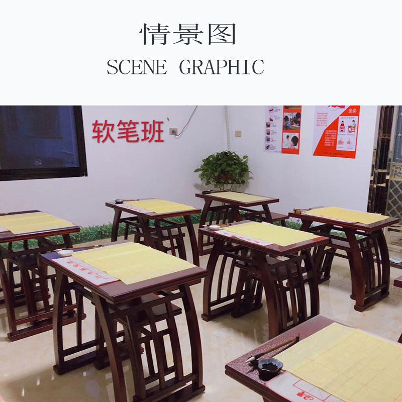 临沧国学课桌厂