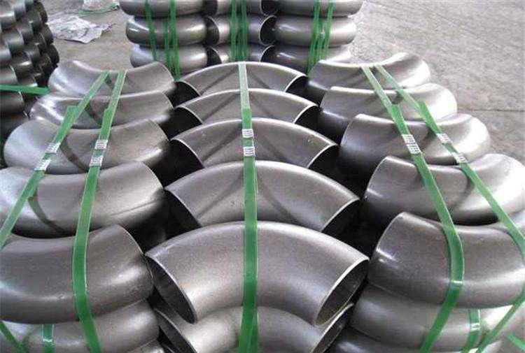 合肥不锈钢弯头生产 尺寸精准