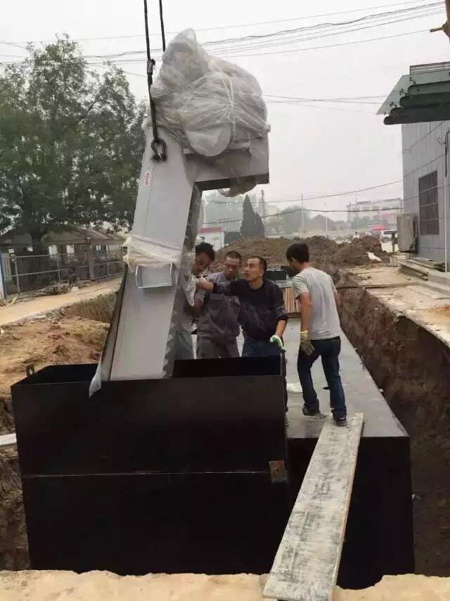 吉林机械格栅生产