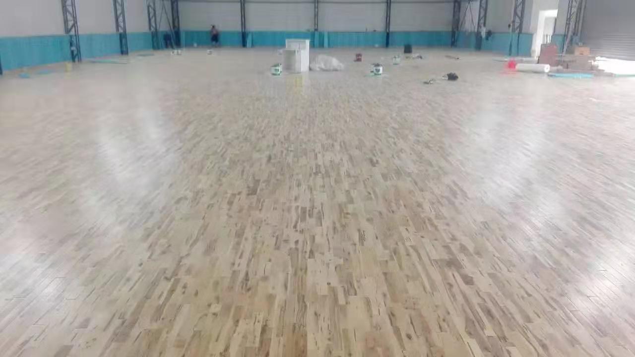 乐东黎族自治县羽毛球馆运动木地板