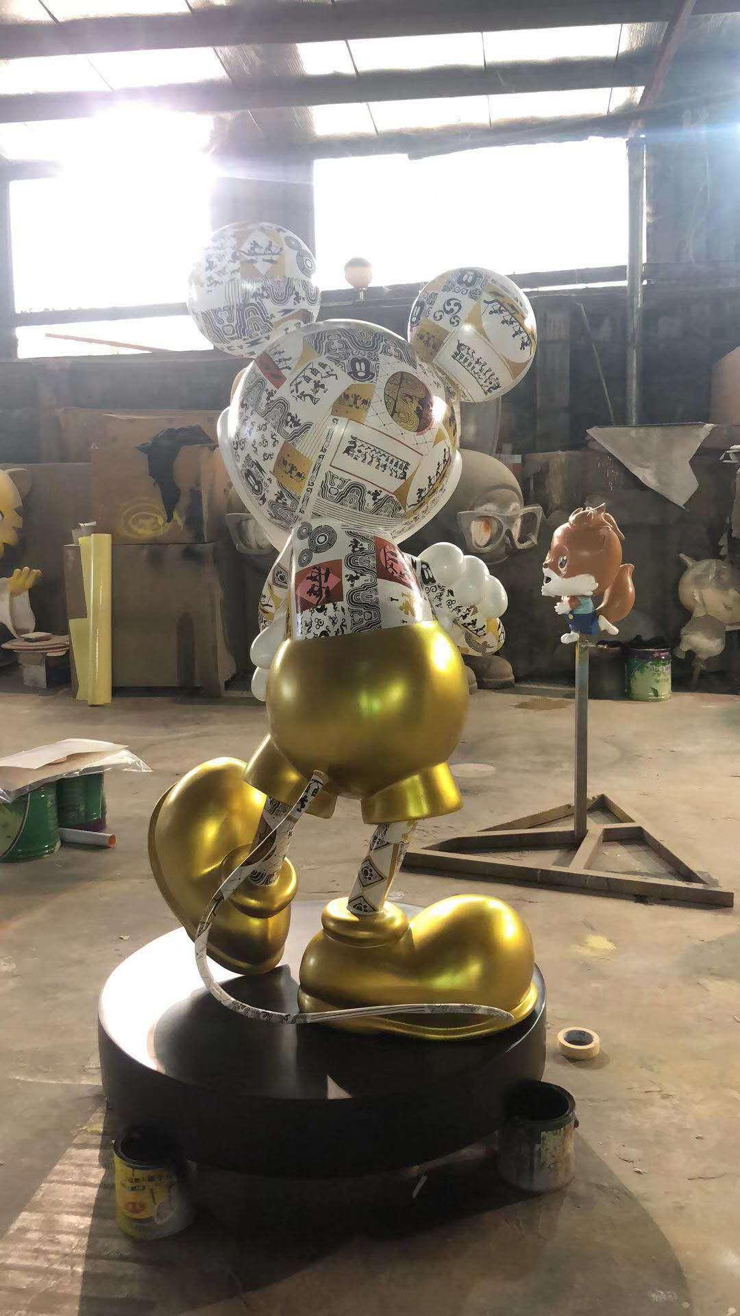 临沂动物雕塑厂商 动物模型 技术精湛