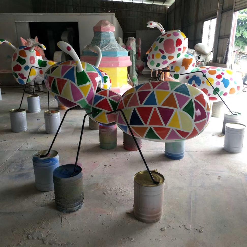 保定动物雕塑生产