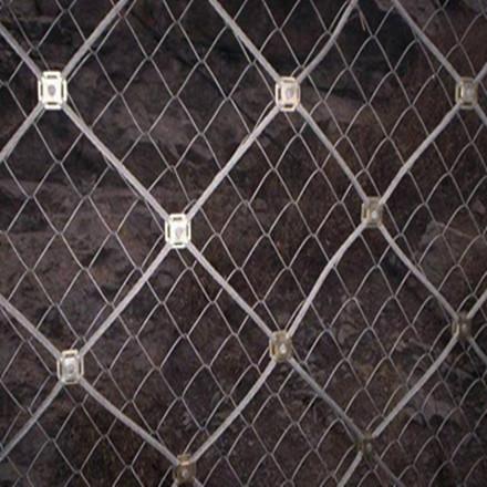 荆州边坡防护网品牌 钛克网 边坡防护网厂