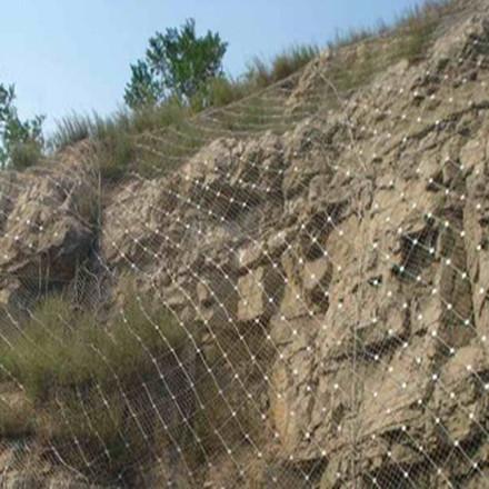 常德边坡防护网制作 钛克网 柔性边坡防护网批发