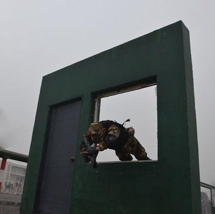包头部队训练用400米障碍器材定做 军用400米障碍 型号全价格优