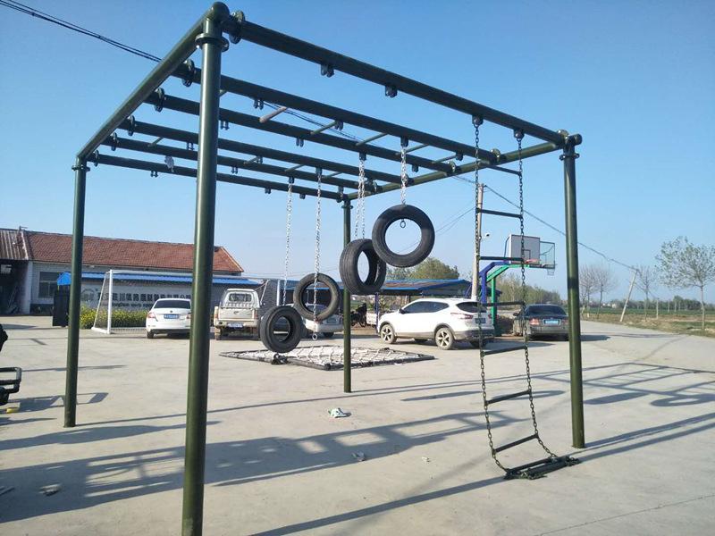 许昌部队训练用400米障碍器材厂家 400米障碍器材 全国均可发货