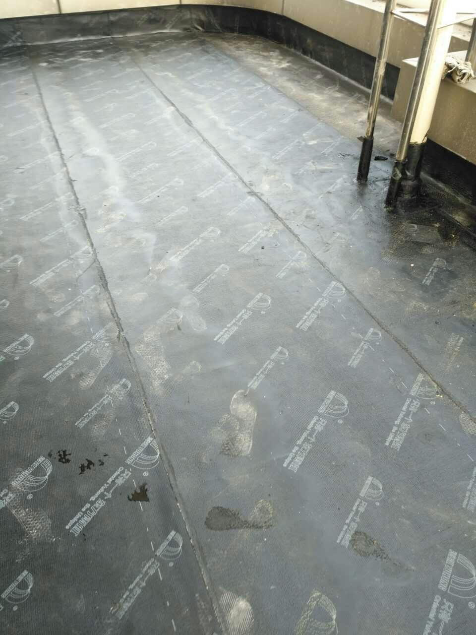 屋顶防水施工方案范本