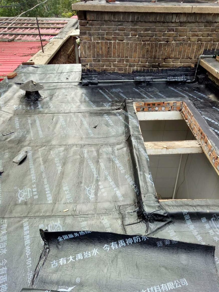 屋顶防水报价