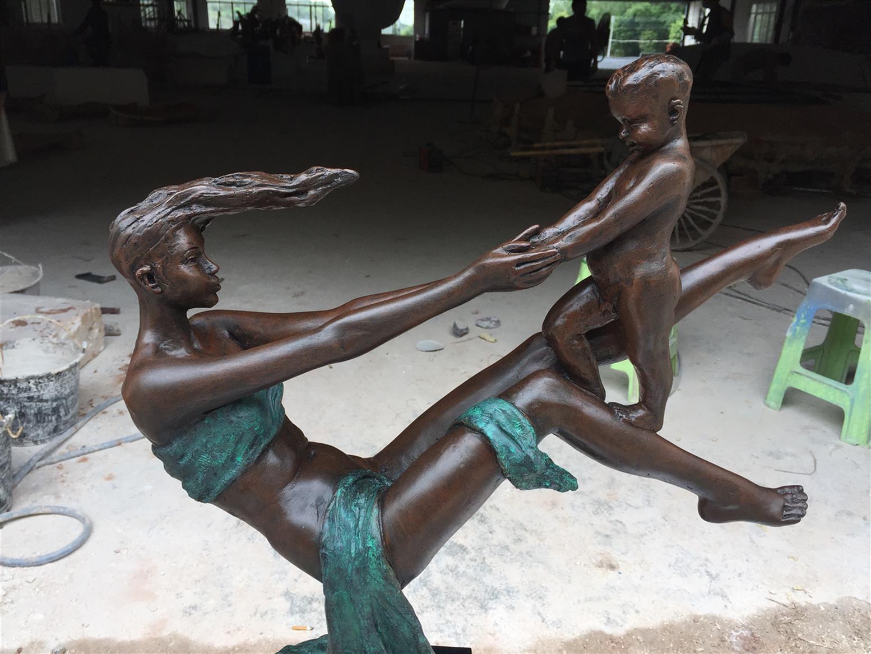 珠海人物雕塑定制 人物雕塑定制 质优价廉