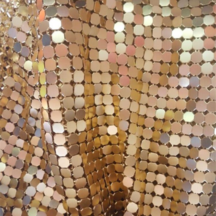 绵阳金属布 铝网布 金属布厂家