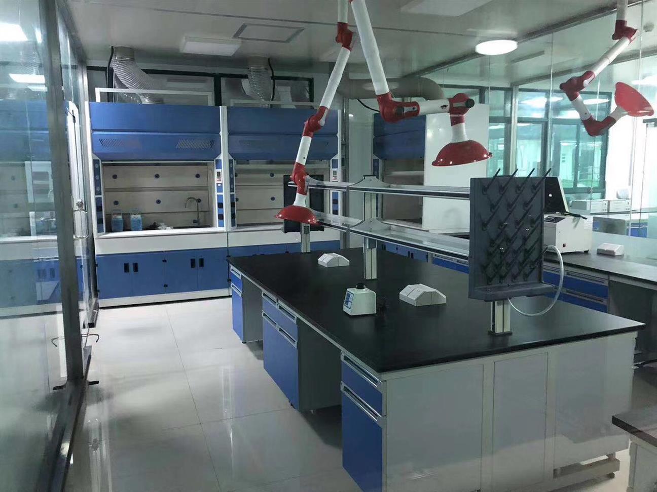 泰兴医院钢木实验台品牌 钢木实验桌 造型独特